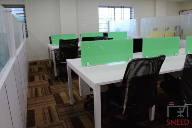 48 seaters Open Desk image