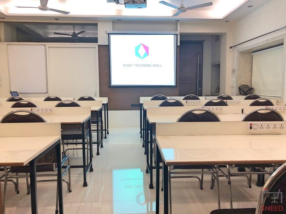 32 seaters Training Room image