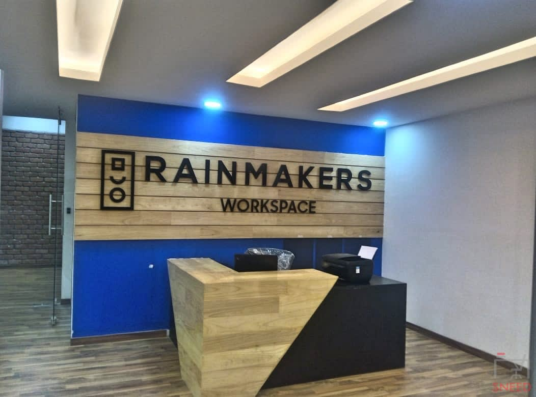 Rainmakers Workspace-MG Road