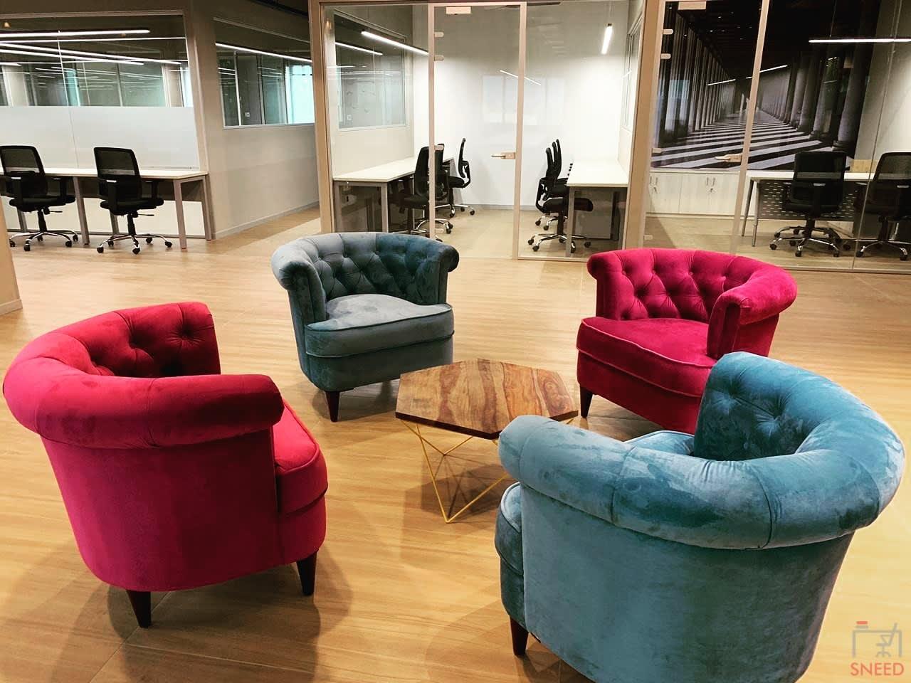 Evolve Work Studio-Whitefield