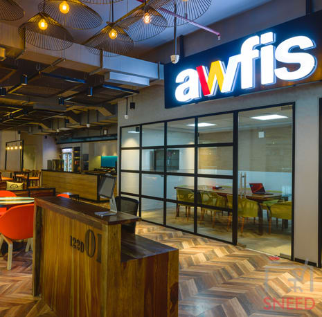 Awfis Ambience Mall-DLF Phase 3