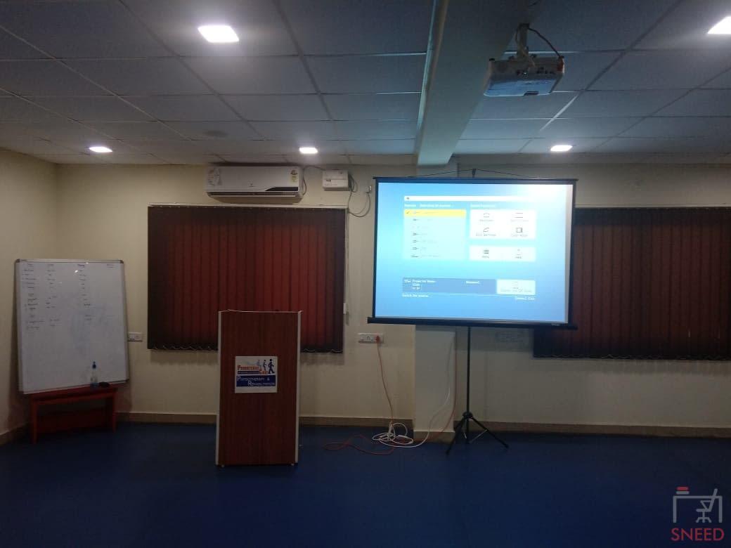 60 seaters Training Room image