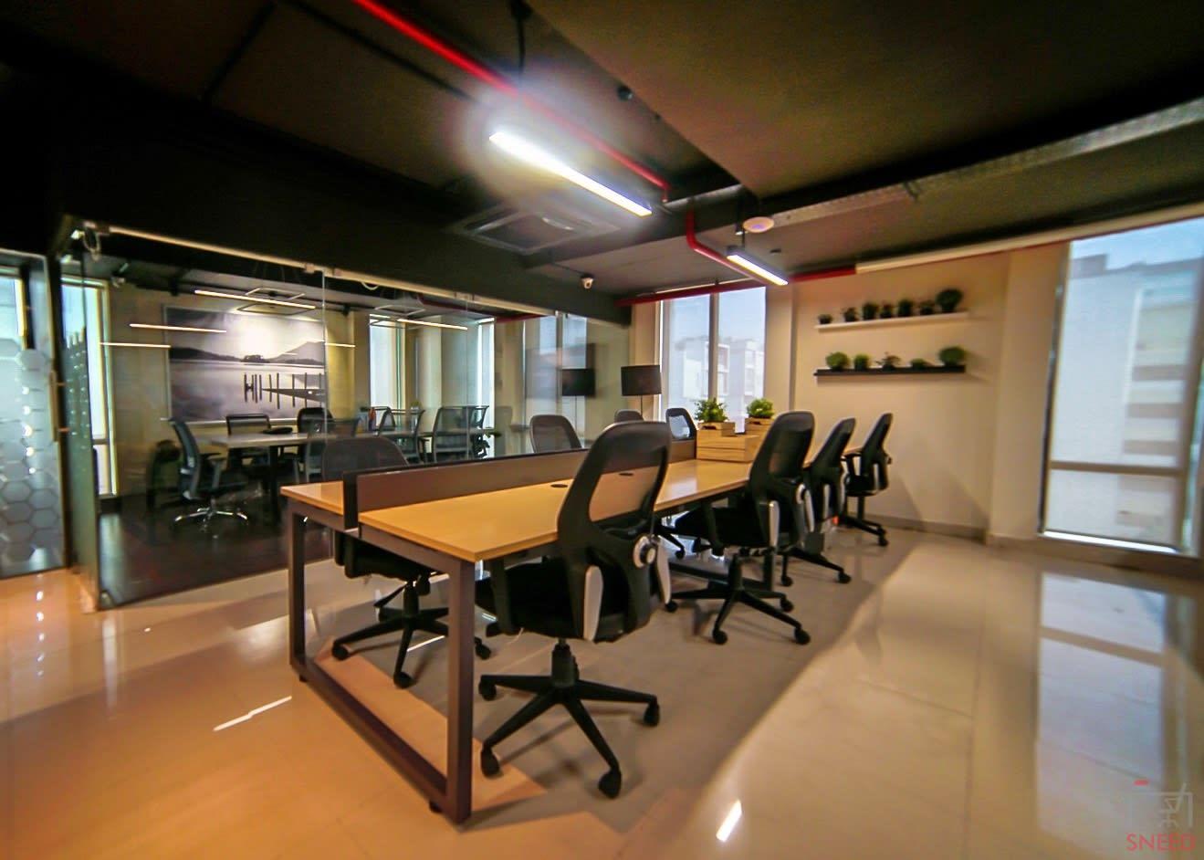 28 seaters Meeting Room image