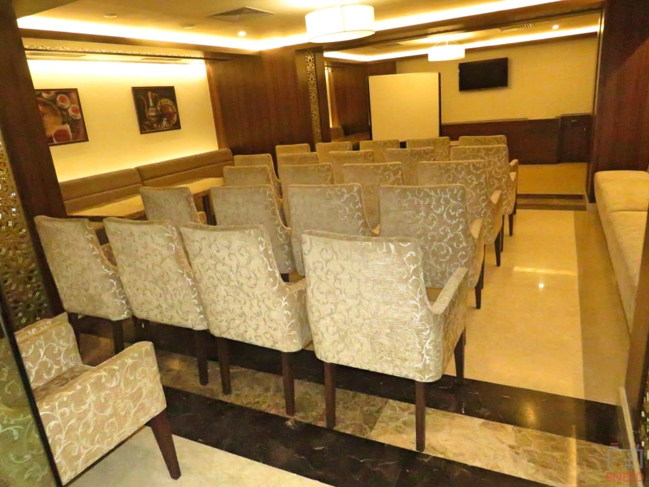 100 seaters Training Room image