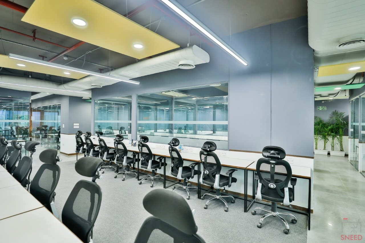 ABL Workspaces Cyber Hub-DLF Cyber City