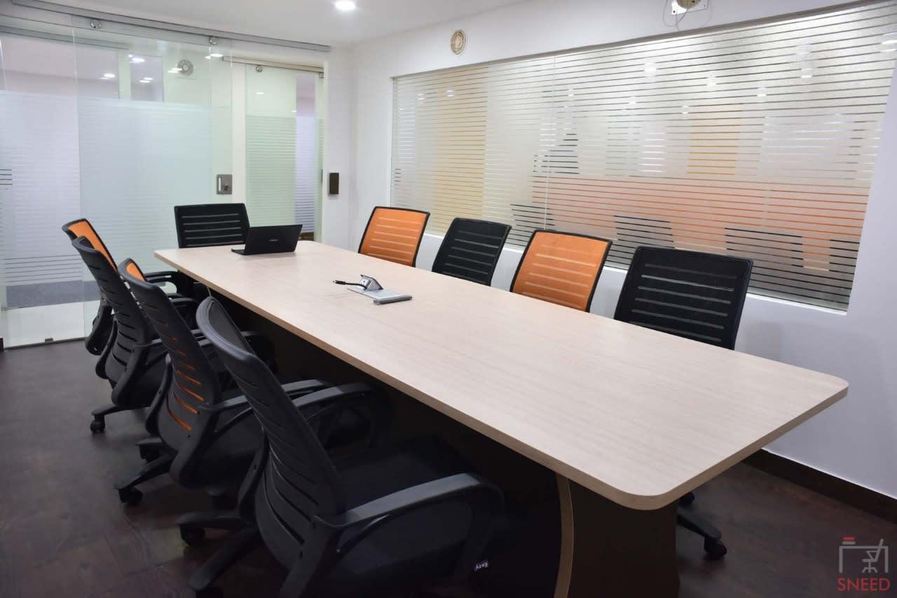 9 seaters Meeting Room image