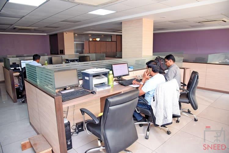Station27 Coworking Hub-Vastrapur