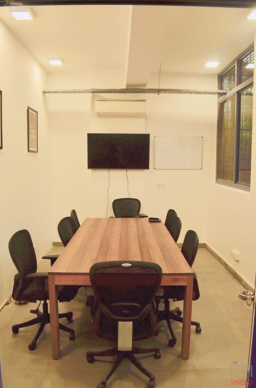 8 seaters Meeting Room image
