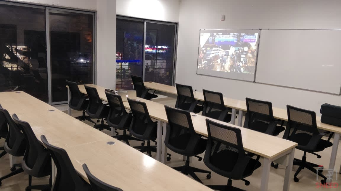 18 seaters Training Room image