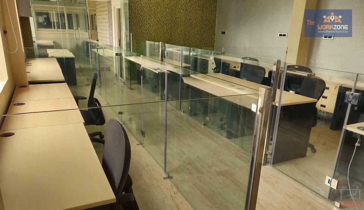 Workzone Coworking Space-Kilpauk