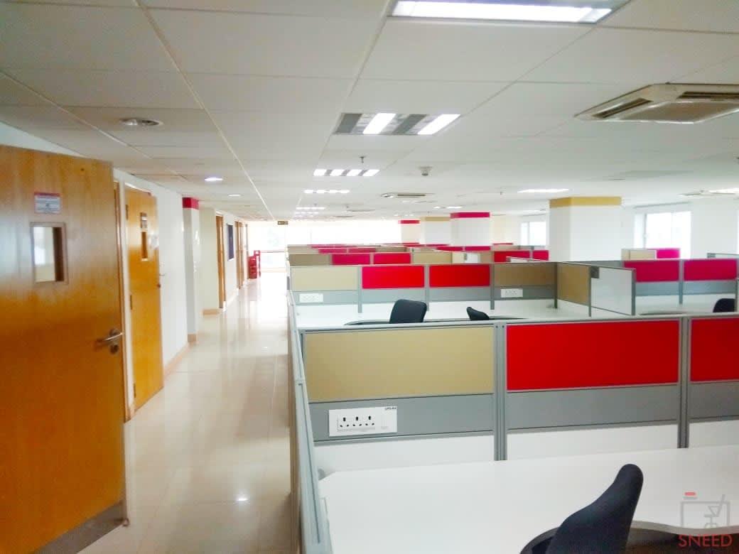 The Coworking Space Vijayawada-Labbipet