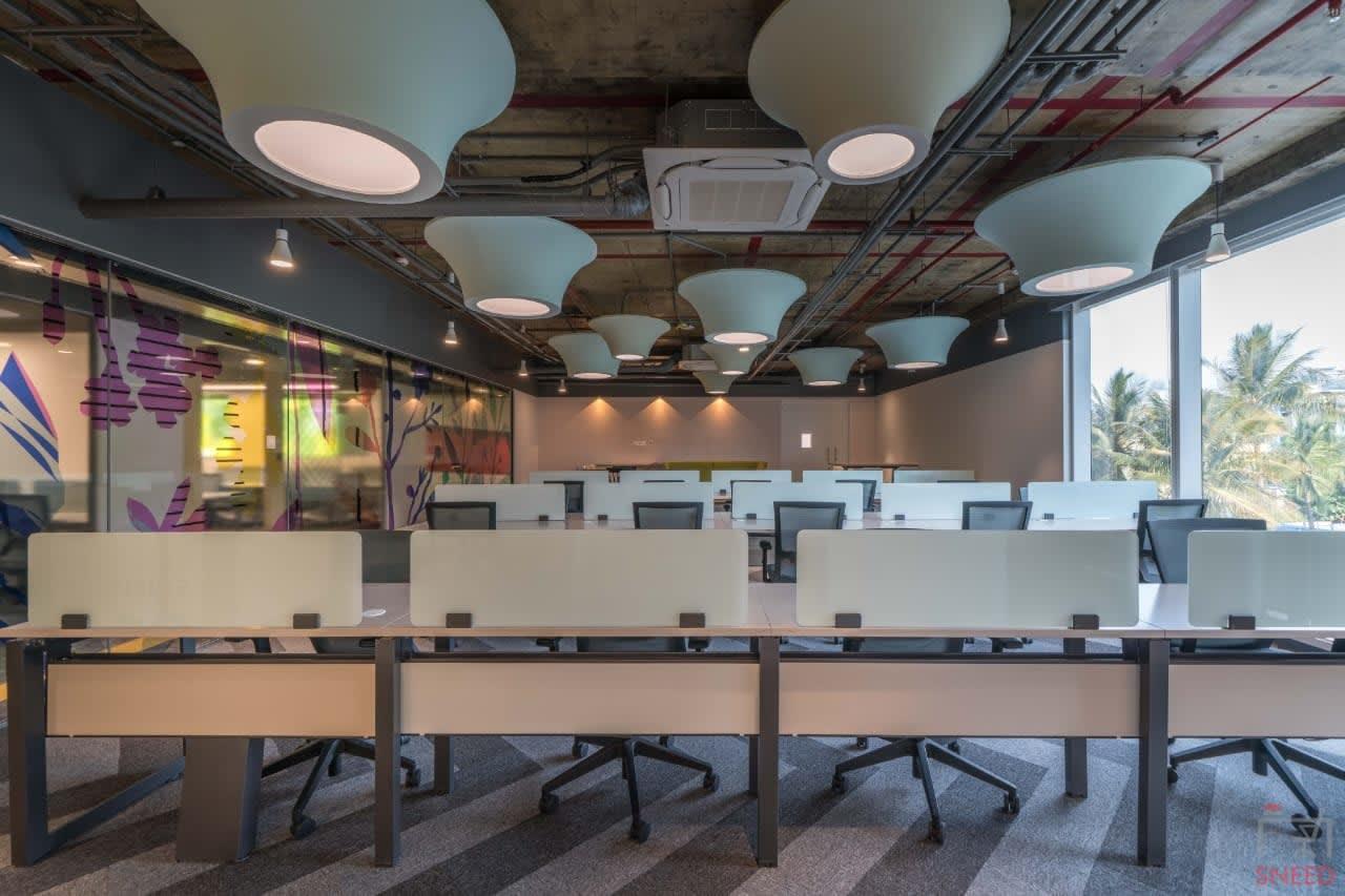 Work Wild Innovative Workspace-Kondapur