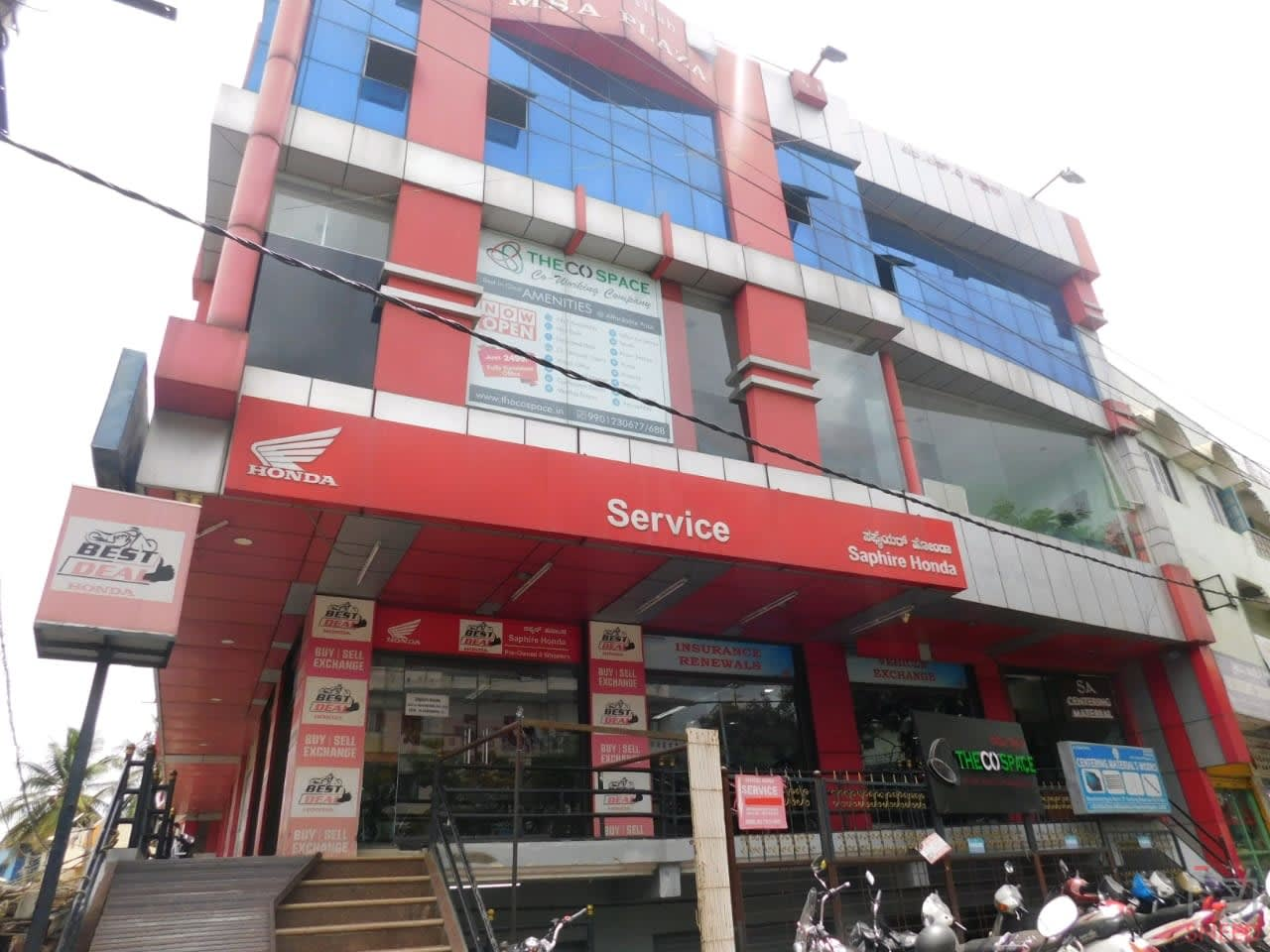 THECO SPACE-JP Nagar