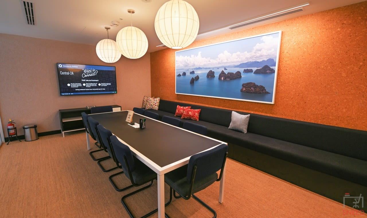 12 seaters Meeting Room image