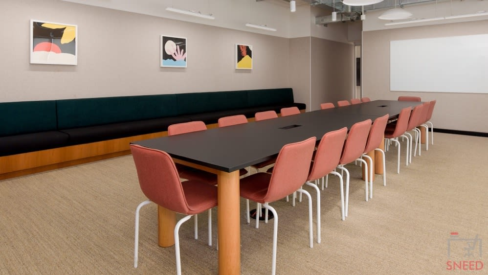 30 seaters Meeting Room image