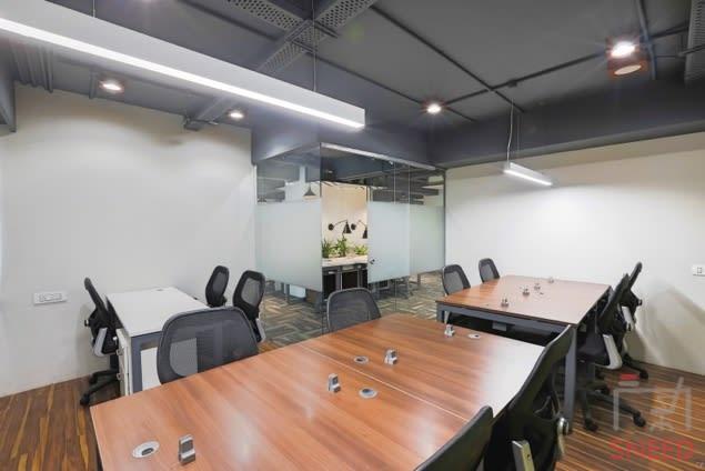 Sky Space Premium Coworking Space-Vijay Nagar