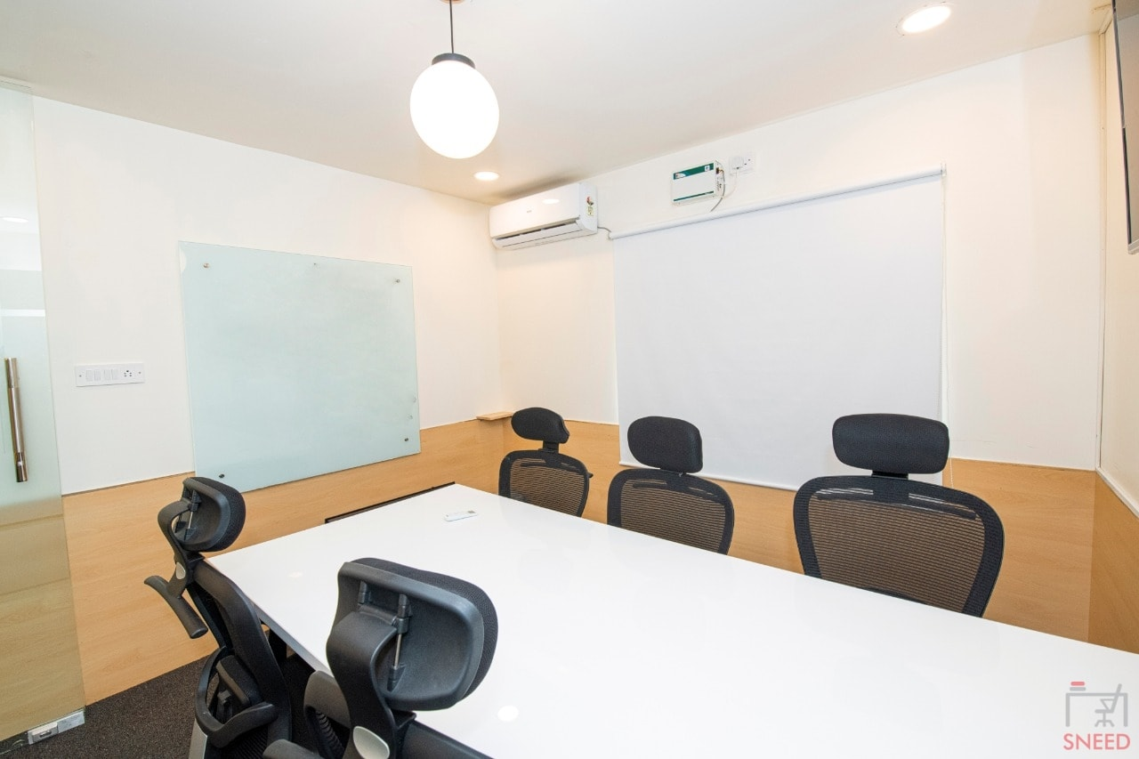 6 seaters Meeting Room image