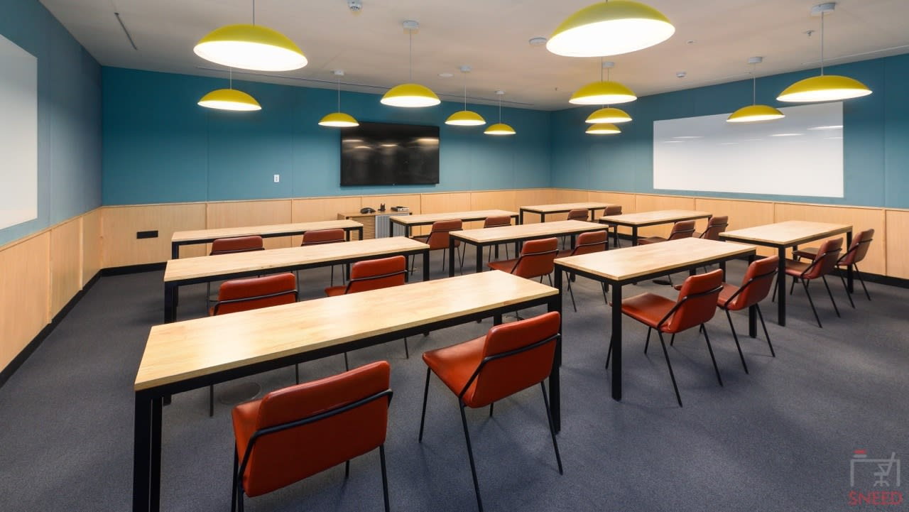 Training Room image