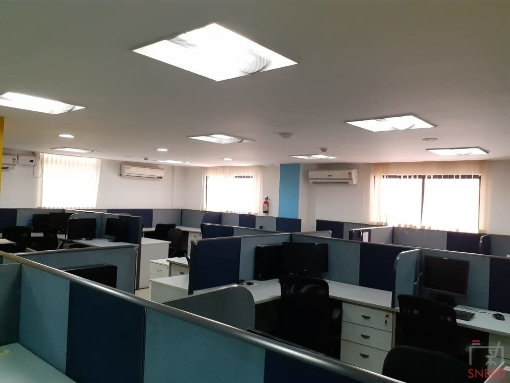 50 seaters Open Desk image