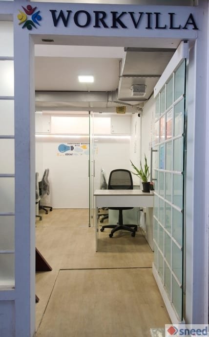 The Workvilla-Anna Salai