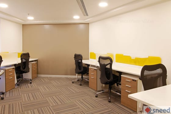 60 seaters Open Desk image