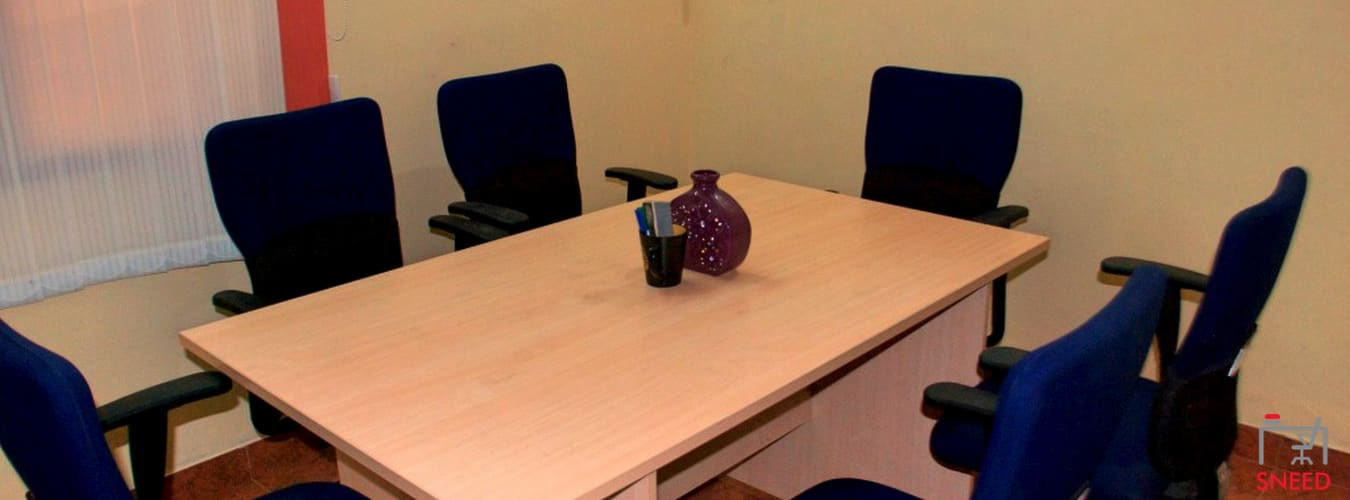 22 seaters Open Desk image