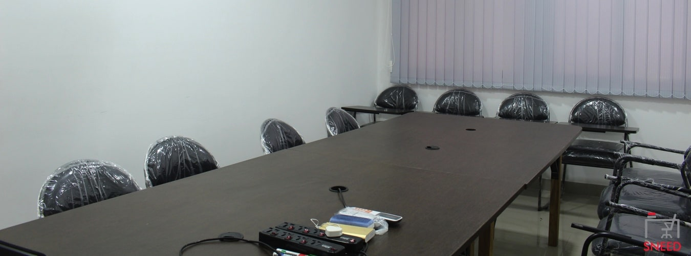 8 seaters Meeting Room image