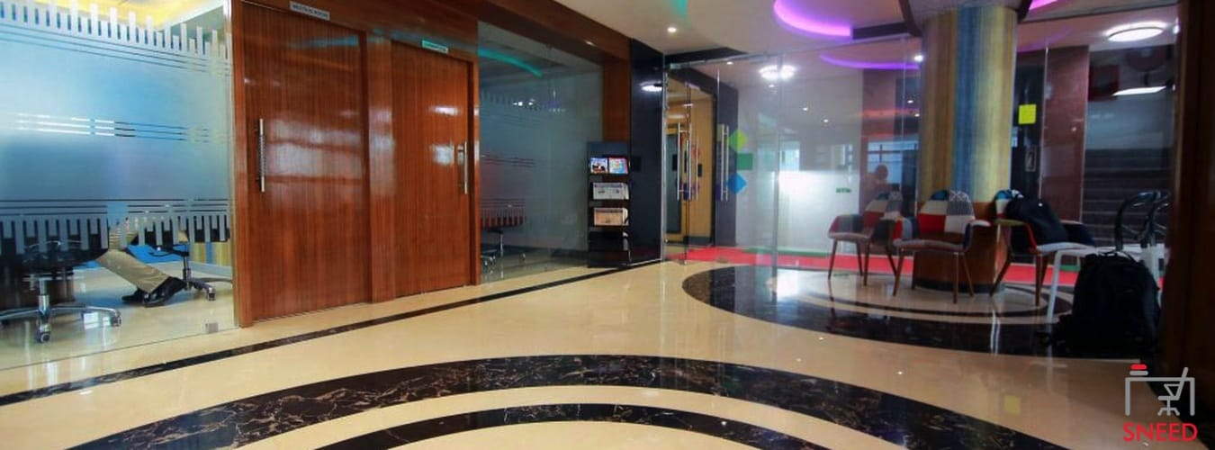 Spacion Business Centre-Hitech City