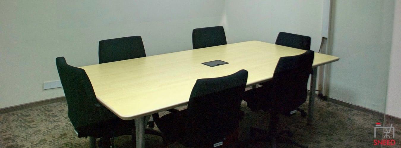 5 seaters Meeting Room image
