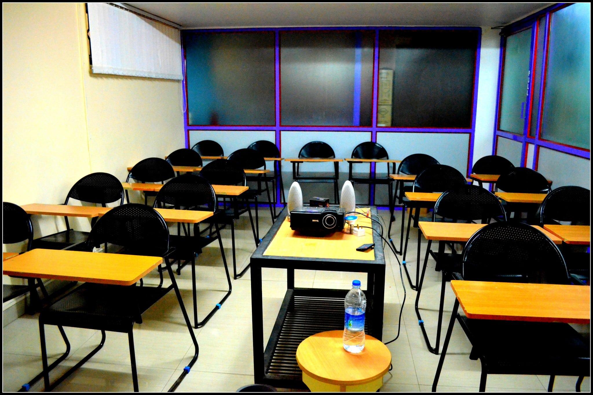 35 seaters Training Room image