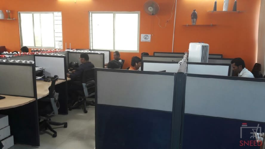 Shared Workspace-Koramangala