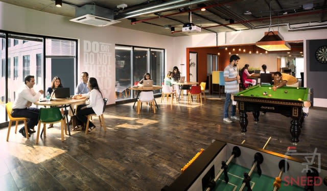 The Hive Workspaces-Whitefield