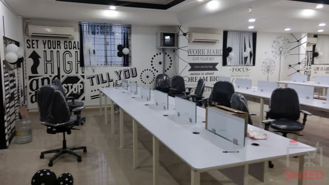 Sridama Workspaces-Banaswadi