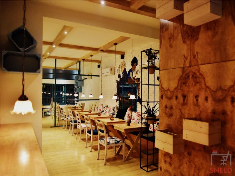 The Brew Room SDA Coworking Cafe - myHQ-Hauz Khas