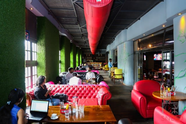 FLYP @ MTV Coworking space in Central Delhi - myHQ-Connaught Place
