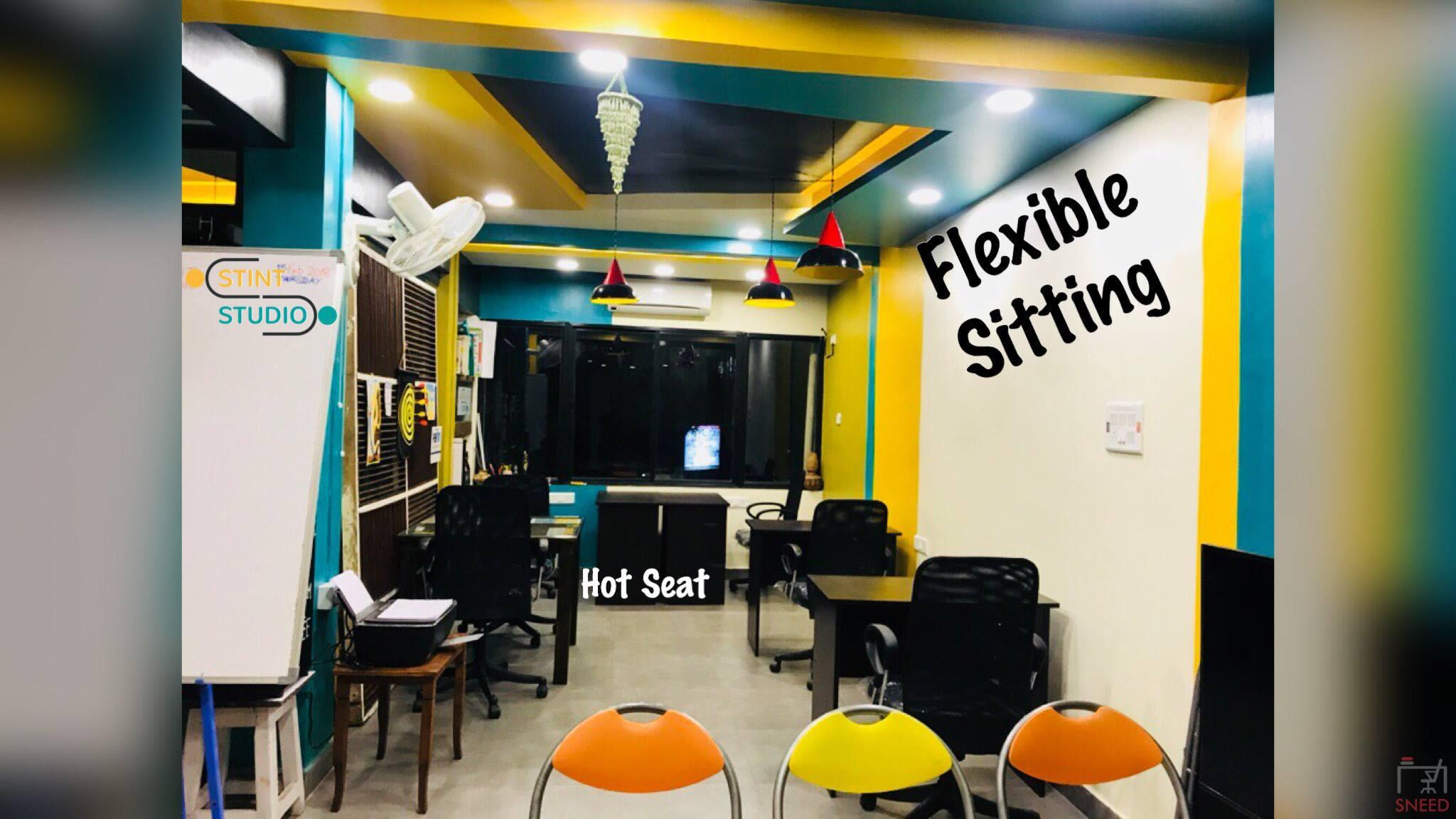 Stint Studio-Tilak Nagar