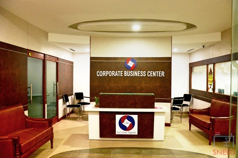 Corporate Business Center-Sector 17C
