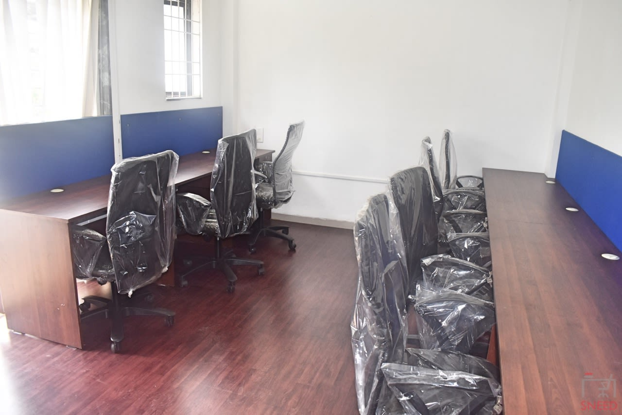 Excella Coworking Space-Baner