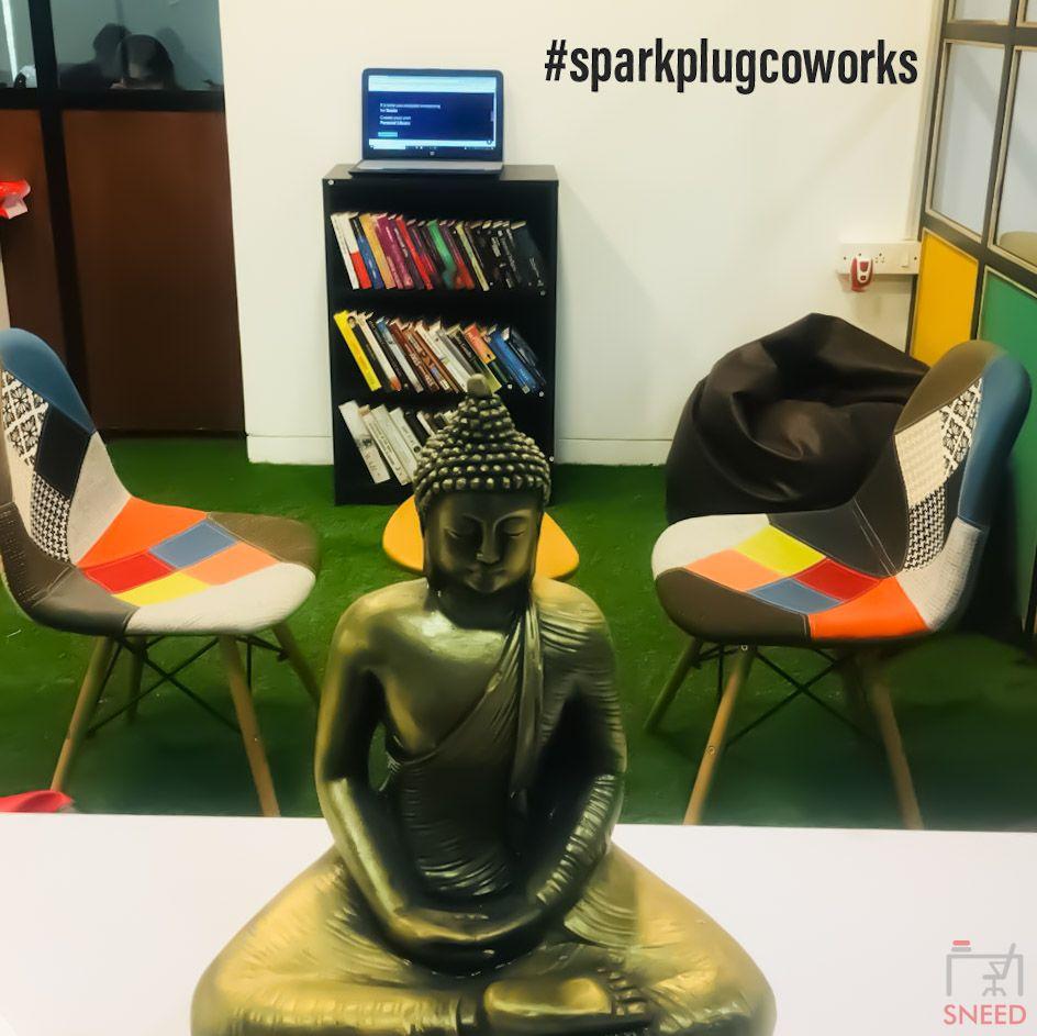 Sparkplug Coworks-Koramangala