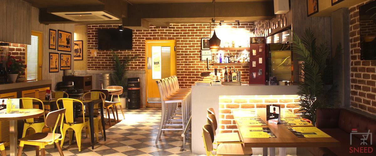 The Beer Cafe myHQ-Kirti Nagar