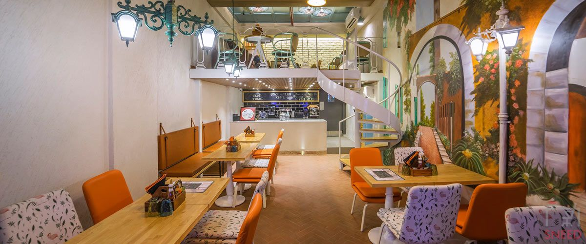 Brick N Bean Cafe myHQ-Sector 66