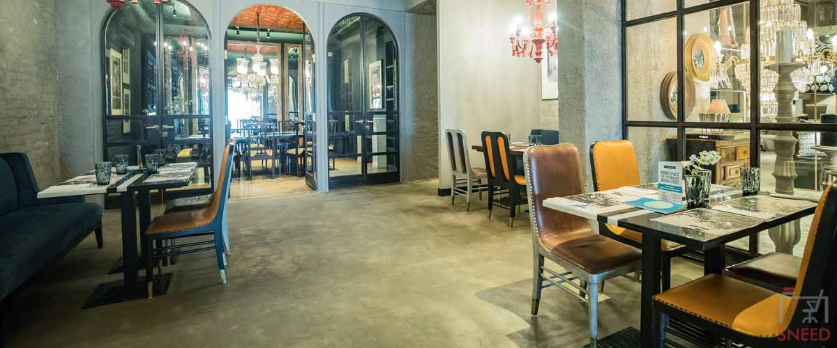 Cafe WE myHQ-Ghitorni