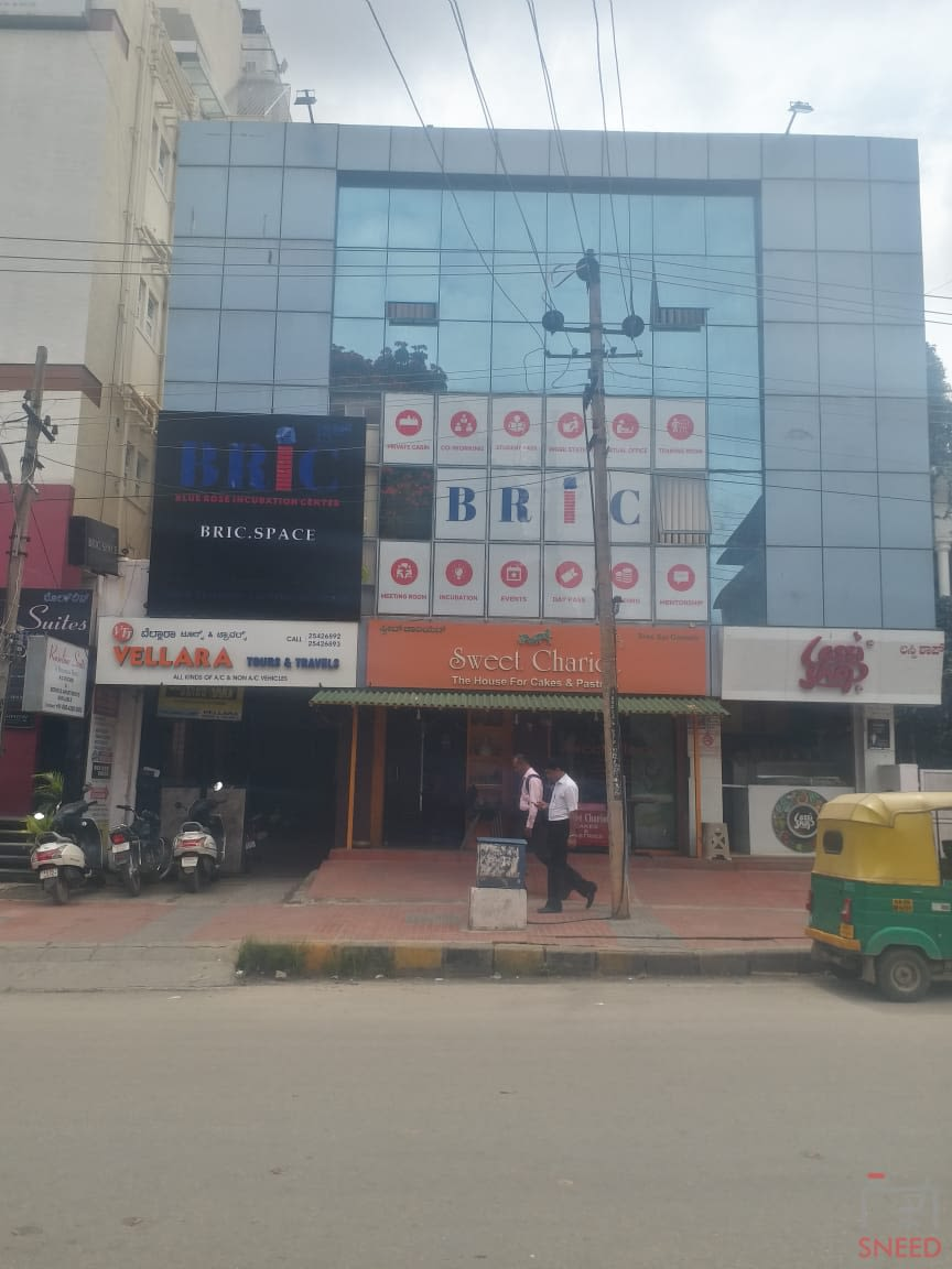 BRIC HRBR 1-Kalyan Nagar