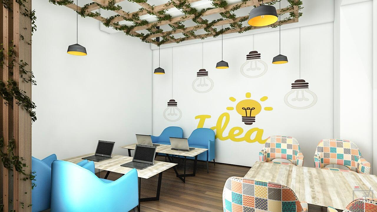 Level 212 CoWork spaces-Camp