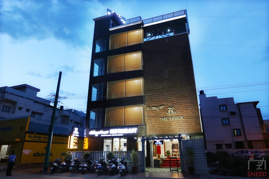 Hotel The Shack-Ramamurthy Nagar