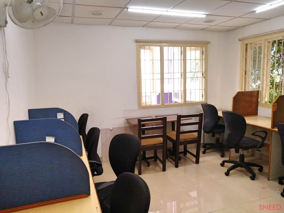 Aalaya Work Space-Anna Nagar