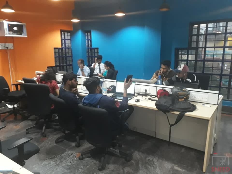 iLabHub Coworkspace-Malleshwaram