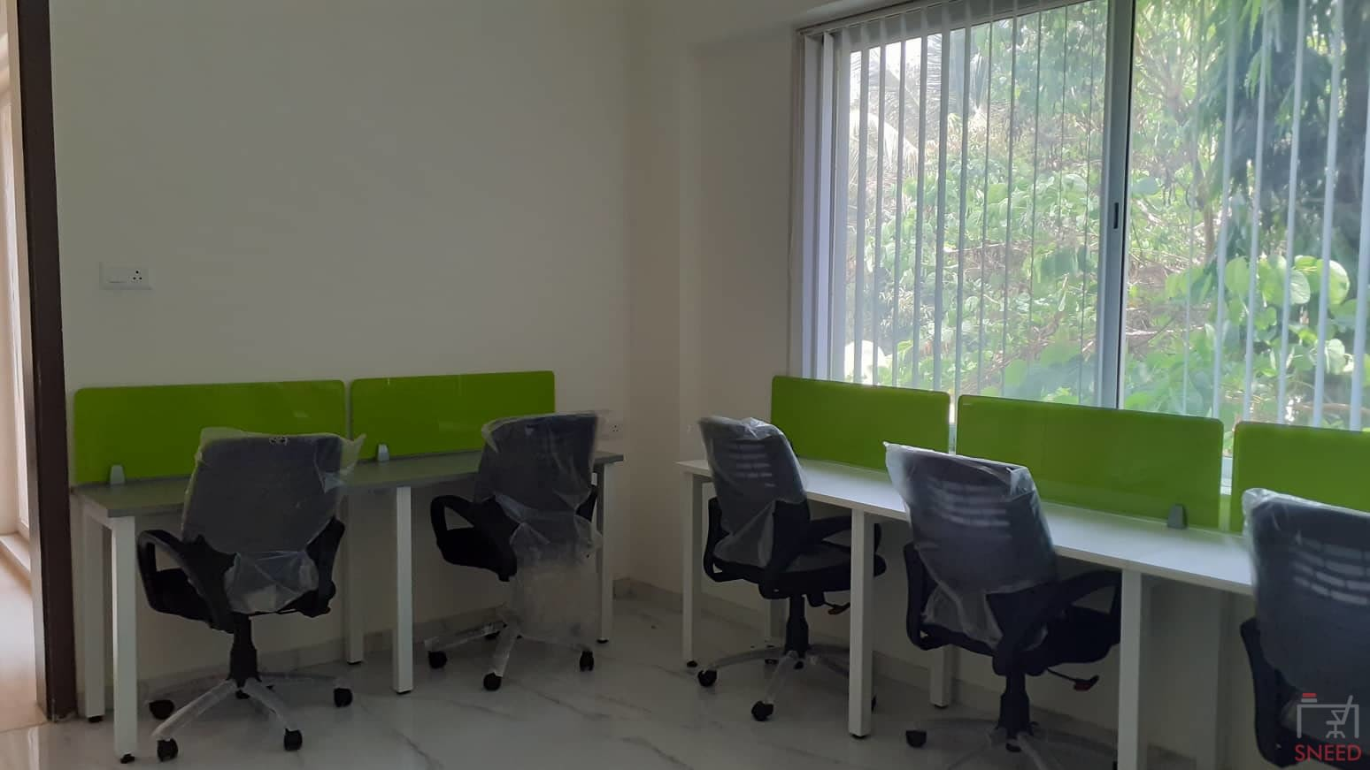 The PowerPoint Coworking Space-Baner