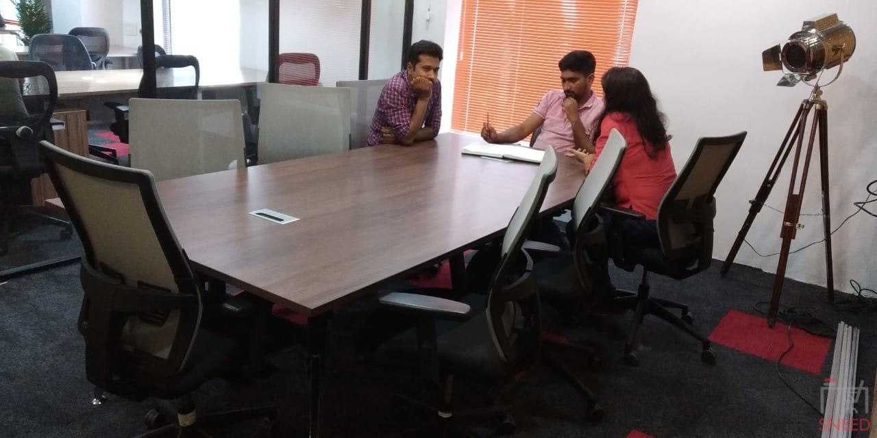 Myofficespace-Jaya Laksmi Puram