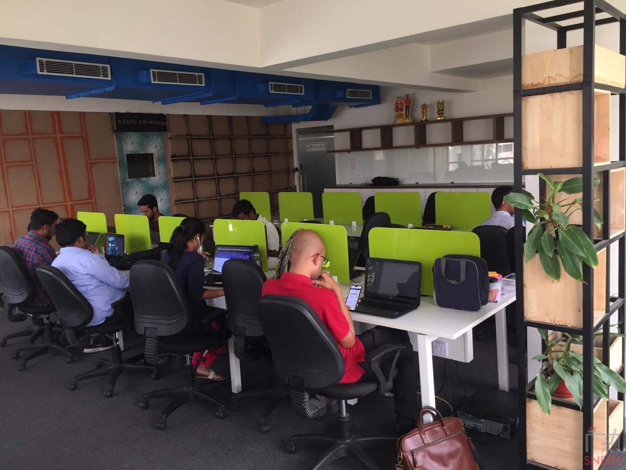 Excel Coworks-Nagarbhavi